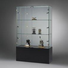 … for museums, galleries and exhibitions the appropriate showcase for every muse