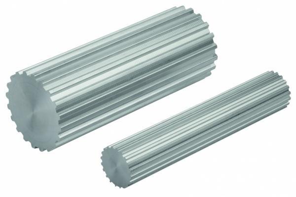 Splined shafts - Splined shafts T profile or AT profile