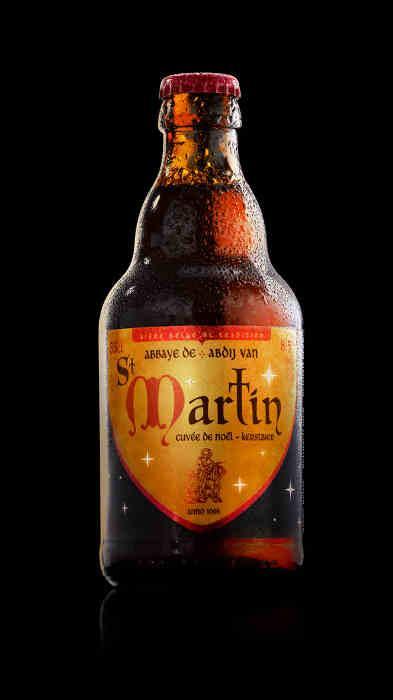 Bières d'abbaye - Abbaye de St Martin de Noël -