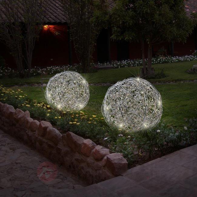 Luminaire LED décoratif d'extérieur Bushu 50 cm - Lampes décoratives d'extérieur