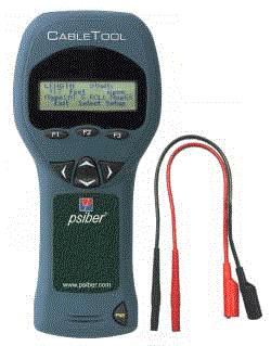 Cable tool CT 50 - Meetapparaat voor de kabellengte tot max.. 700 m