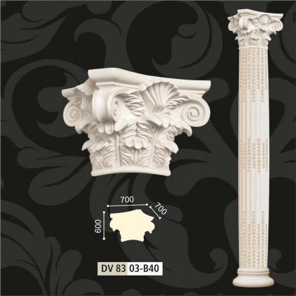 polyurethane columns  - polyurethane decorations