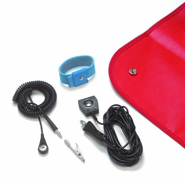 KIT FIELD SERVICE RED ESD - Pomona Electronics 6087