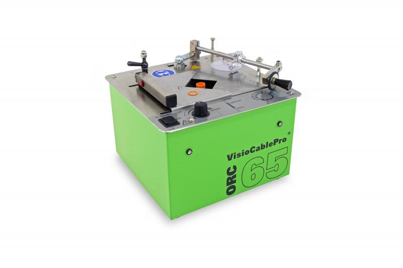 Cable O-Ring Cutter ORC 65 - Cable O-Ring Cutter ORC 65 for cable samples with an outer diameter up to 65 mm