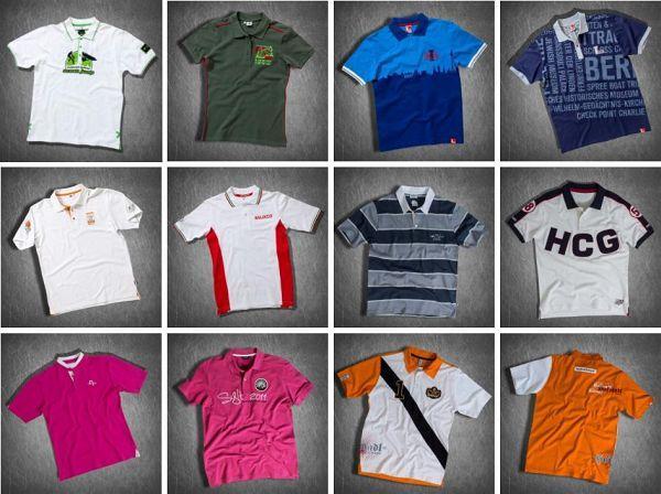 T shirts produkte Design firmen deutschland