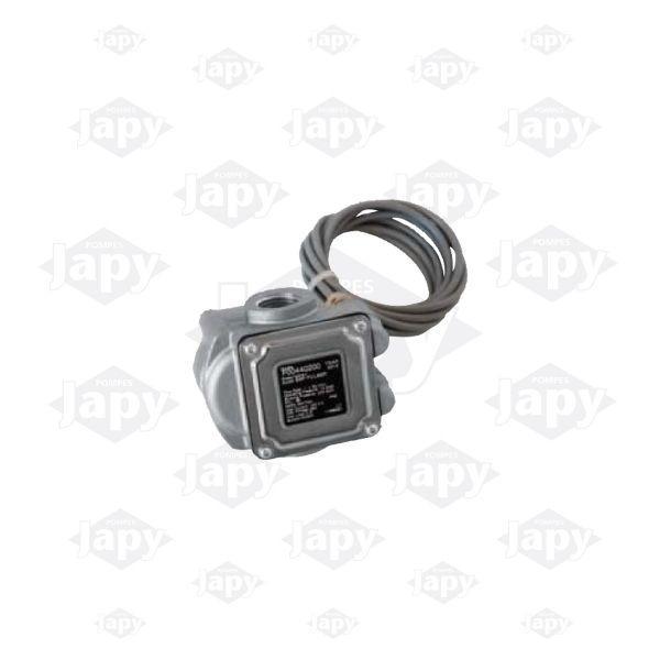 Contadores Electrónicos De Engranajes Ovalados Con Emisor De Impulsos - Contadores Con Emisor De Impulsos