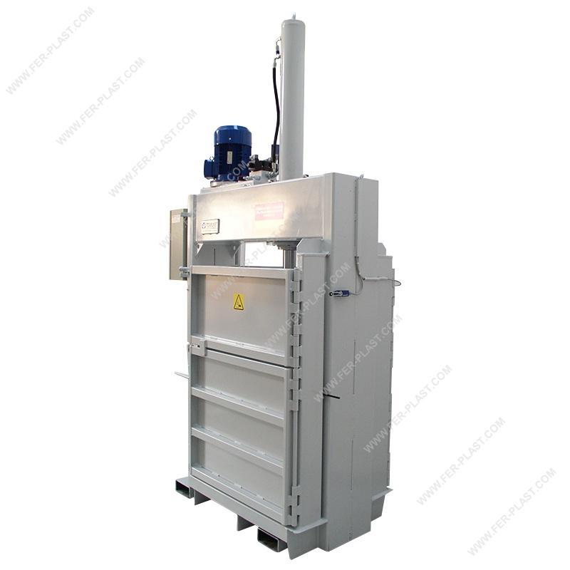 Pressa idraulica FP25CS - Imballaggi: attrezzature e materiali