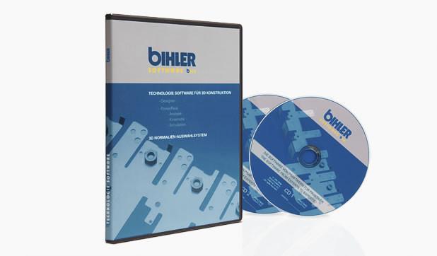 Konstruktionssoftware - bNX - Konstruktionssoftware bNX für die Werkzeugkonstruktion in der Stanzbiegetechnik.