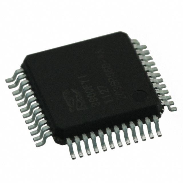IC CHIPCORDER AUDIO 48LQFP - Nuvoton Technology Corporation of America ISD3900FYI