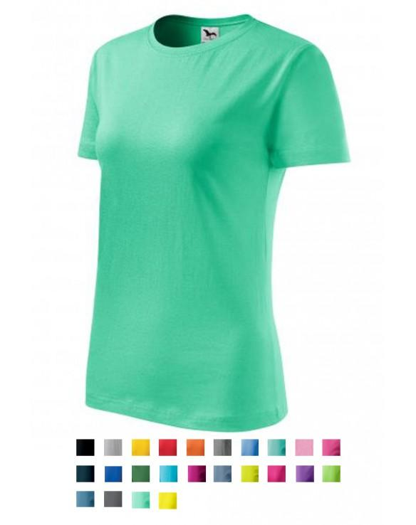 T-shirt personnalisé BASIC Femme Adler