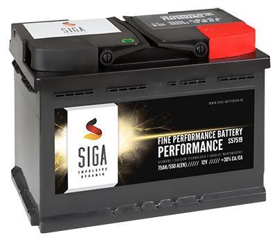 Siga Autobatterie Performance