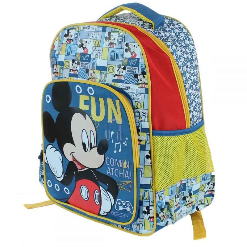 3x Sacs à dos Mickey Mouse 32x43x18 - Sac et Sac à dos