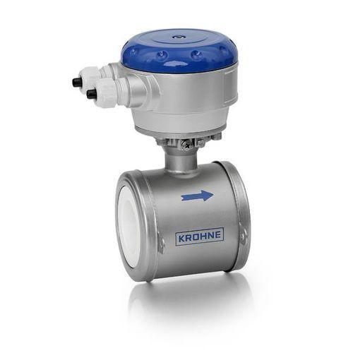 OPTIFLUX 5000 - Corrosive liquid flow meter / electromagnetic / flange
