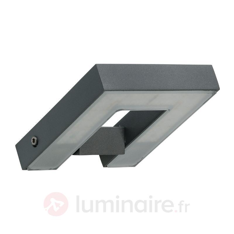Remarquable borne lumineuse Magneta, LED - Appliques d'extérieur LED