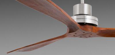 Ventiladores de techo sin luz -