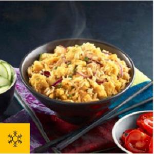 Omelette orientale sans épices -