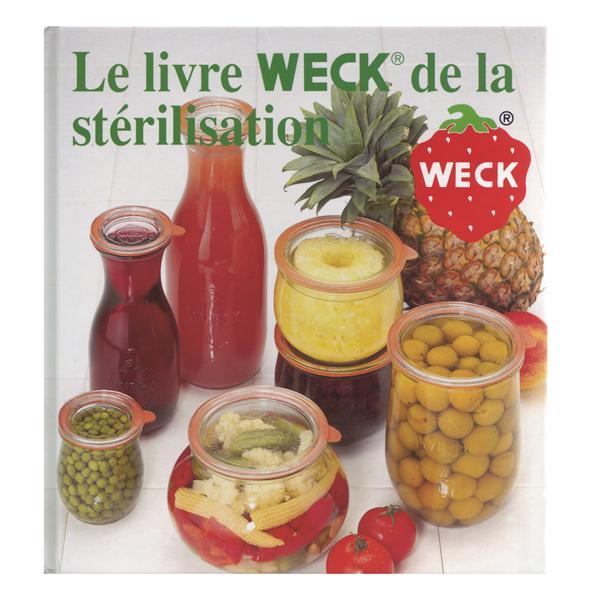Livre de recettes weck - null