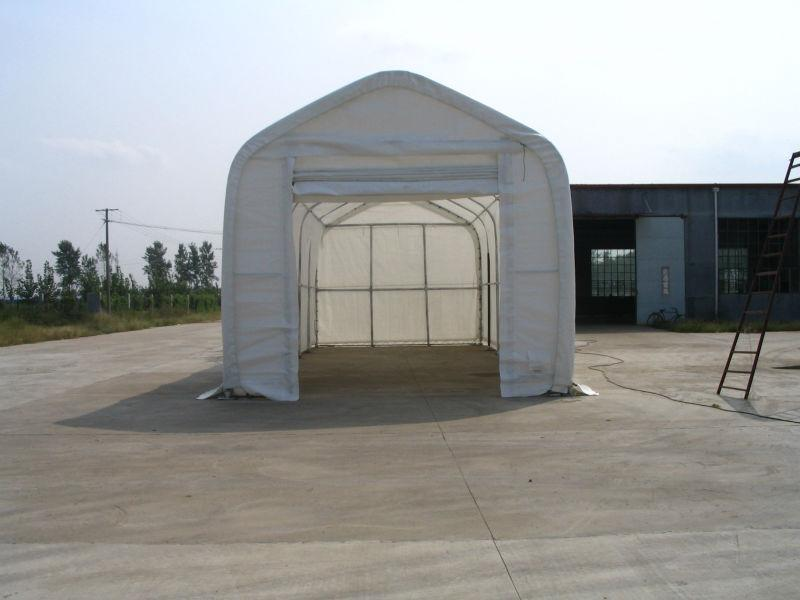 Large Temporary Modern Carport - null