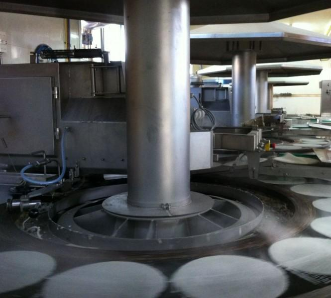 Machine Automatique cuisson 1 face sur plaque - Bricks & Diouls