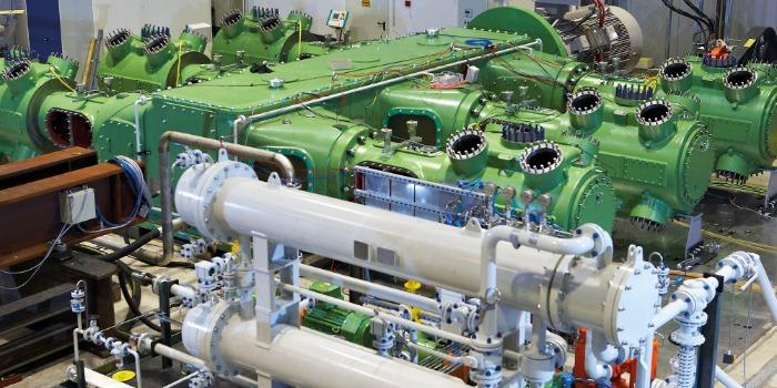 BORSIG Reciprocating compressor for process gases - API 618