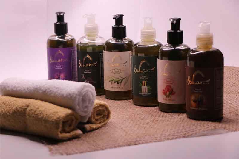 BAHARHAN - Natural Olive oil and Laurel oil soap