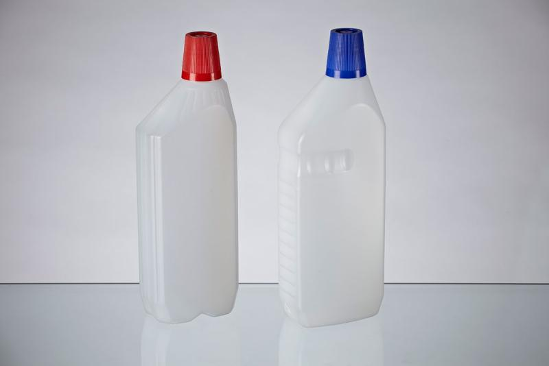 Lightweight Bottles - Shaped bottles