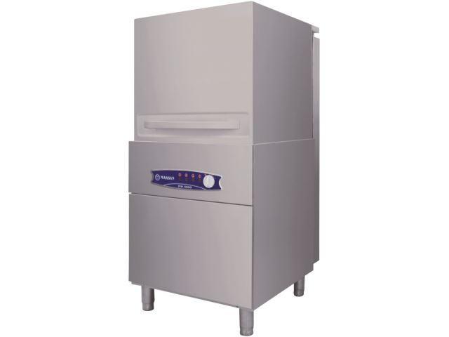 DW-1000 HOOD TYPE DISHWASHER - 50x50cm Basket - 1000 Dishes / Hour Washing Capacity