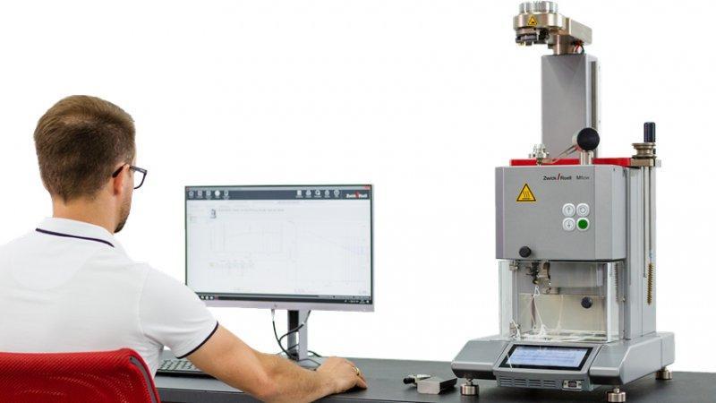 Plastómetro / Medidor del índice de fluidez Mflow - Plastómetro / Medidor del índice de fluidez Mflow