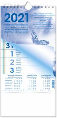 Calendriers mensuels - Weekly planner