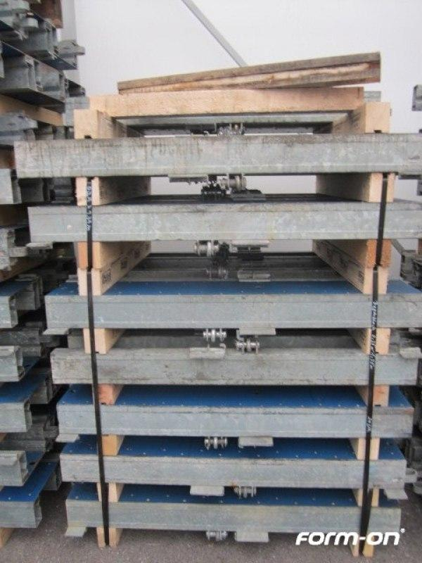 Wall formwork used - SPECIAL SALE!! Framax circular forming plates
