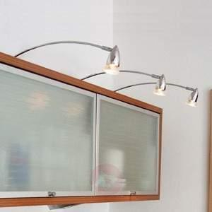 Three Piece Pilas II cabinet surface-mounted light - Surface Mounted Lights