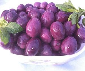 Picual black olives - Picual black olives