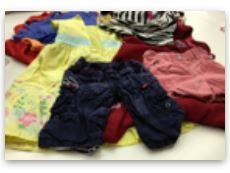 Used clothes - NO 2. CHILDREN SUMMER