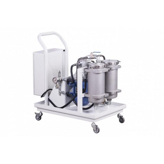 HP2 High Pressure Coolant System Model C - High Pressure Coolant System