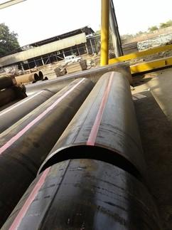 X42 PIPE IN POLAND - Steel Pipe