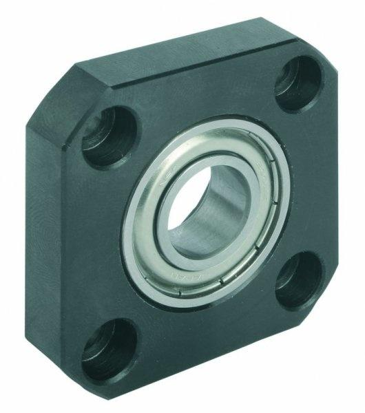 Floating bearing units flange version - Floating bearing units flange version. Housing steel.