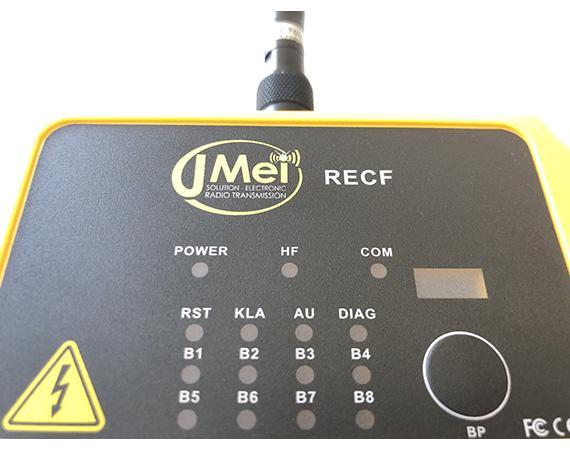 Recf - Le Récepteur Radio Compact Pour Bus De Terrain - null