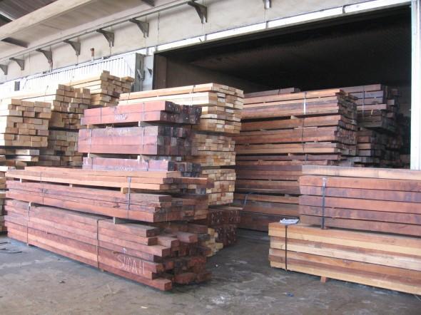 Merbau Timber -
