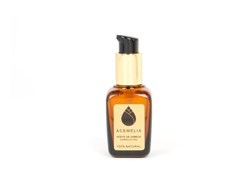Aceite de camelia BIO - 100% natural y puro