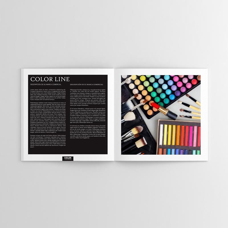 Catálogo Cosmética