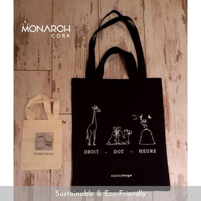 Baumwolltaschen -tote - Beutel - Eco-friendly product made from 100% cotton