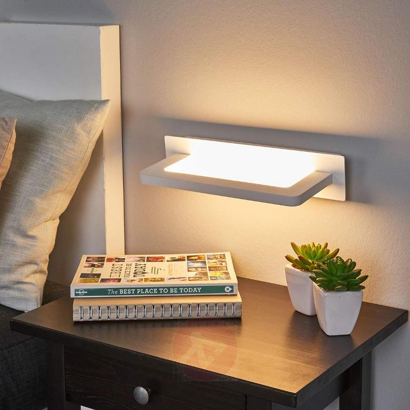 Square LED wall light Tyla - Wall Lights