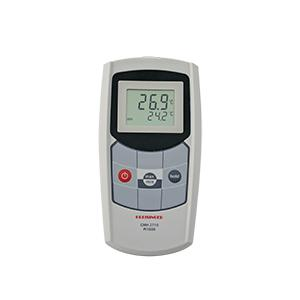 Reference- / Precision measurement - Temperature measuring device GMH 2710-G