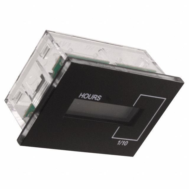 COUNTER LCD 6 CHAR 20-60V PNL MT - Curtis Instruments Inc. 700LN001N1248D2060A