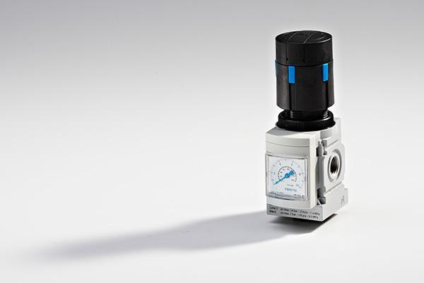Vacuum Valves and Vacuum Islands - Pressure Regulation Valve DRV