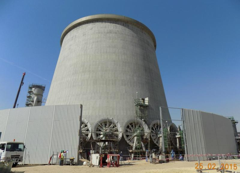 Fan Assisted Natural Draft Cooling Tower - Wet Cooling