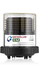 Single and multi-point, automatic lubrication systems - MEMOLUB® EM