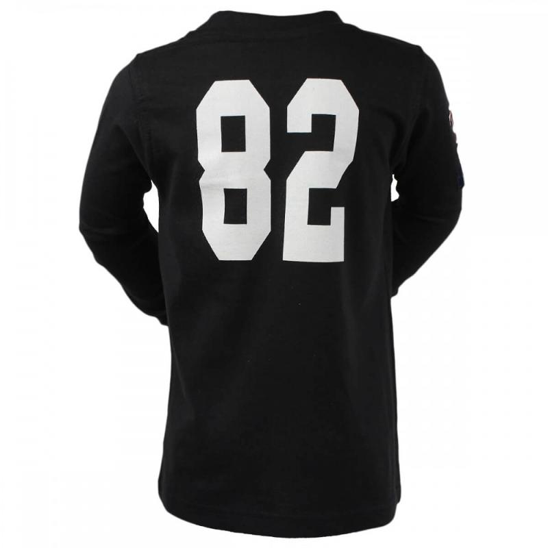12x T-shirts manches longues Tom Jo du 2 au 5 ans - T-shirt et polo manches longues