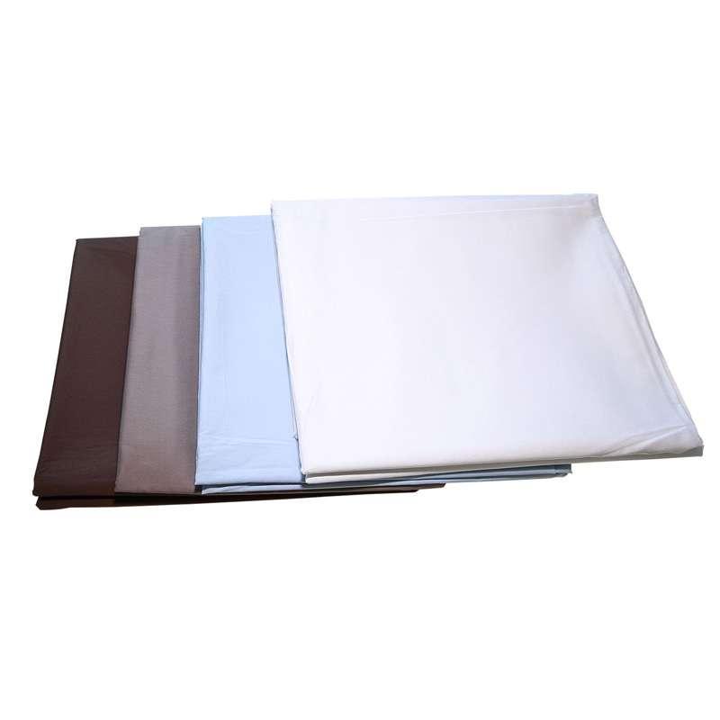 bavlna55/polyester45 45x45 136x72 - dobrý srážení, čistý polyester, hladký povrch,