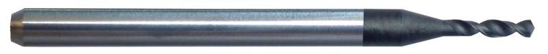 solid carbide drill - DDK201-1 - solid carbide drill, diamond coated, for CFRP and GRP